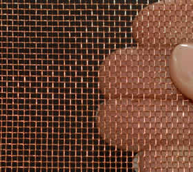 Brass Wire Copper Wire Or Bonze Wire Used For Insect Screen