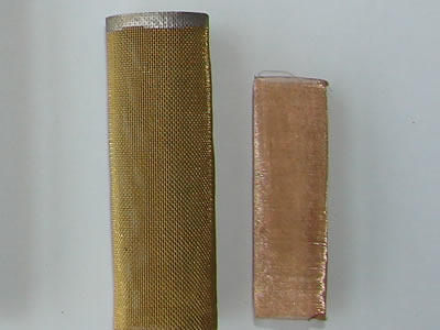 Brass Copper Filter For Chemical Industry And Pharmacy