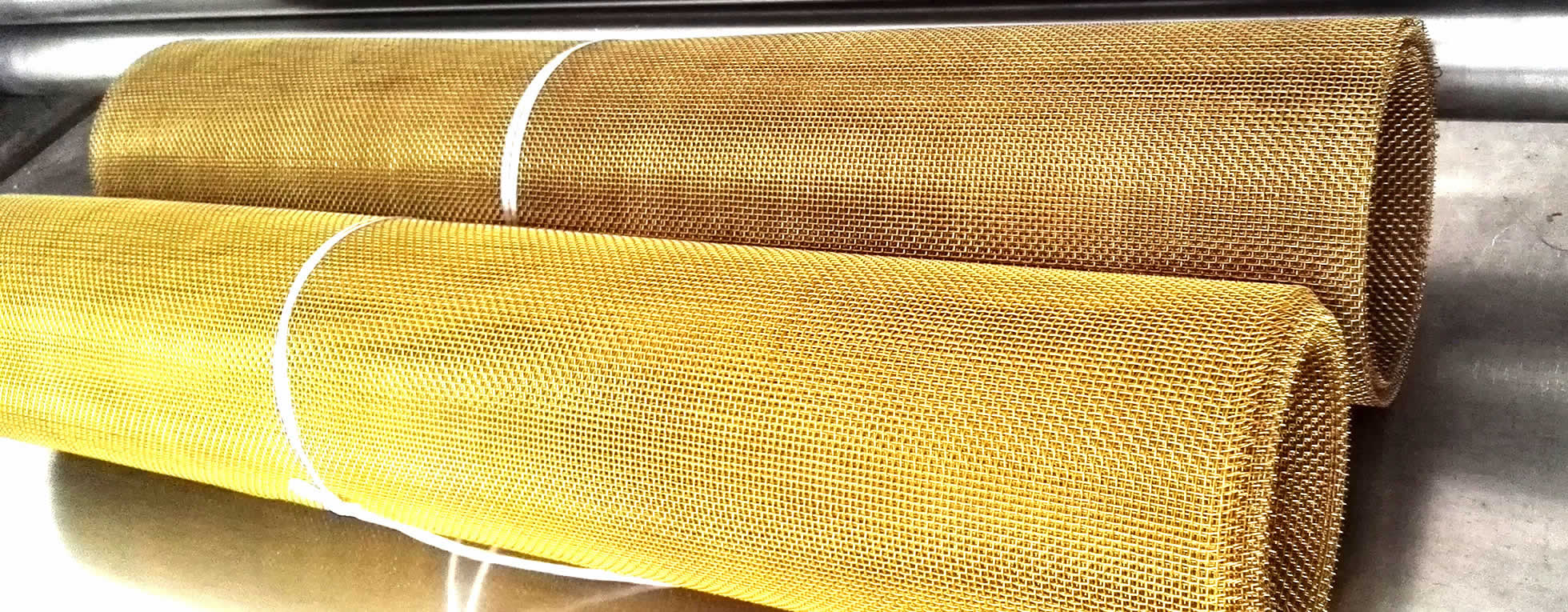 Brass Wire Mesh : Brass mesh and copper for decorative