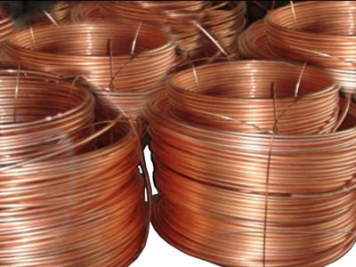 Phosphor Copper Wire for Fine Mesh Cloth and Spring